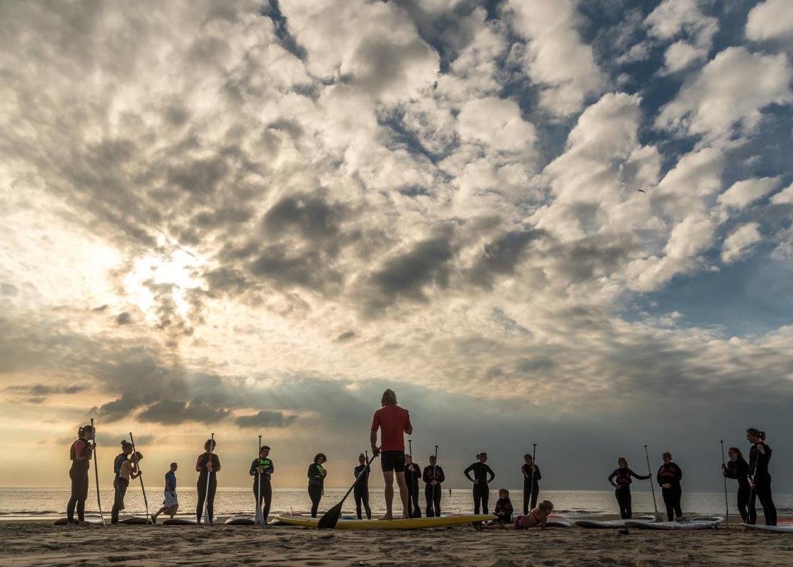 Leuke groepsactiviteiten in Katwijk bij Activiteiten aan Zee