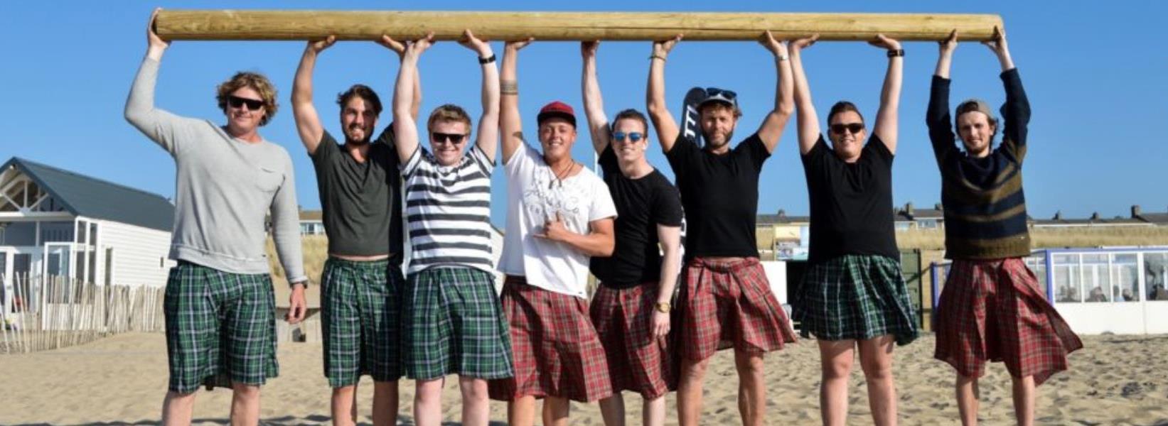 Highland Games Katwijk